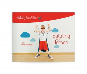 Cohen Children's Medical Center 2013 Anuual Report